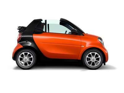 2019 Smart fortwo cabrio electric drive