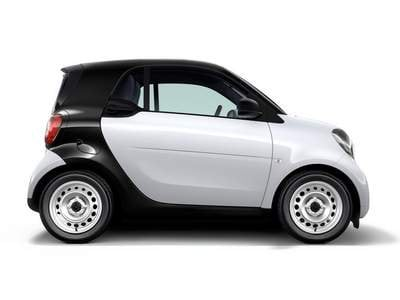 2019 Smart fortwo coupé electric drive