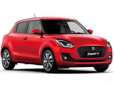 Suzuki Nuova Swift