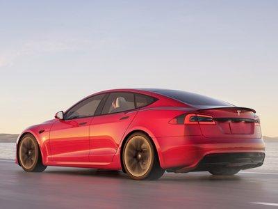 2022 Tesla Model S