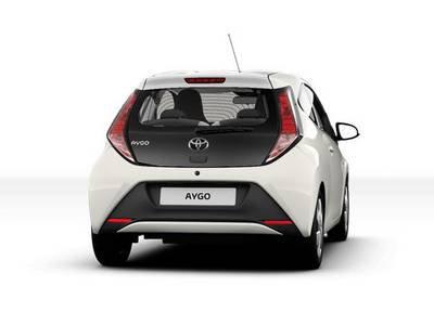 2015 Toyota Aygo 5 porte