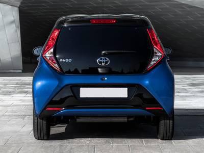 2018 Toyota Aygo 5 porte