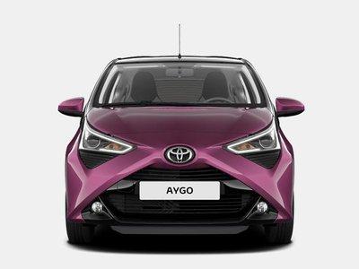 2020 Toyota Aygo