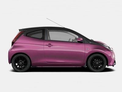 2018 Toyota Aygo 3 porte