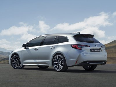 2021 Toyota Corolla Touring Sports