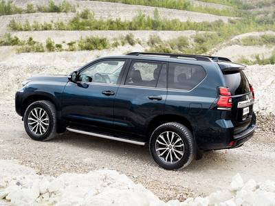2019 Toyota Land Cruiser 5 porte