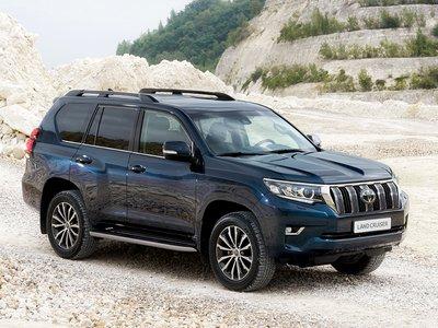 2019 Toyota Land Cruiser 5 porte
