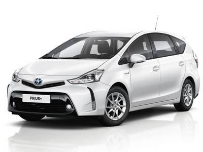 Toyota Nuova Prius+