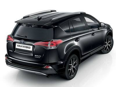 configuratore nuova toyota rav4 hybrid e listino prezzi 2017. Black Bedroom Furniture Sets. Home Design Ideas