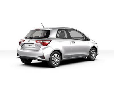 2018 Toyota Yaris 3 porte