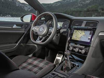 2019 Volkswagen Golf GTI 5 porte
