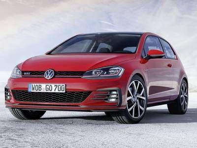 2019 Volkswagen Golf GTI 3 porte