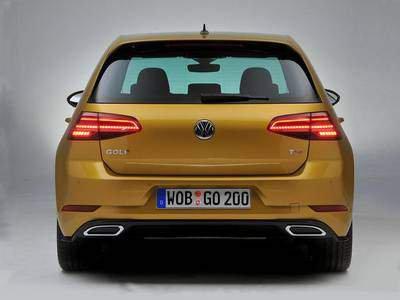 2018 Volkswagen Golf 5 porte