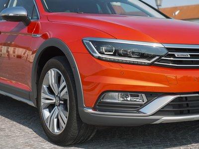 2019 Volkswagen Passat Alltrack