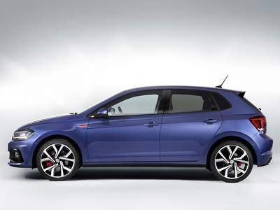 2018 Volkswagen Polo GTI 5 porte