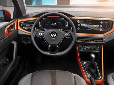 2018 Volkswagen Polo 5 porte