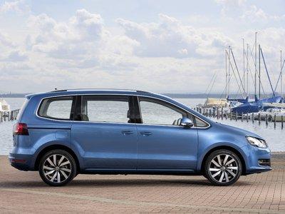 2020 Volkswagen Sharan