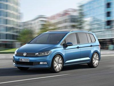 2021 Volkswagen Touran