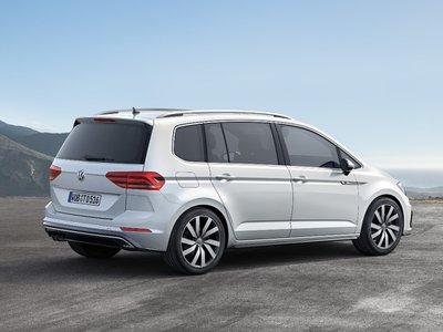 2020 Volkswagen Touran