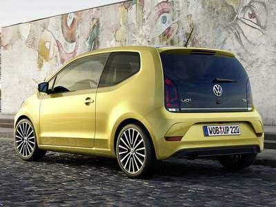 2019 Volkswagen up!