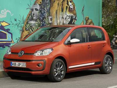 2019 Volkswagen up! 5 porte