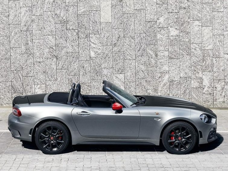 auto nuove abarth 124 spider concessionaria ufficiale abarth. Black Bedroom Furniture Sets. Home Design Ideas