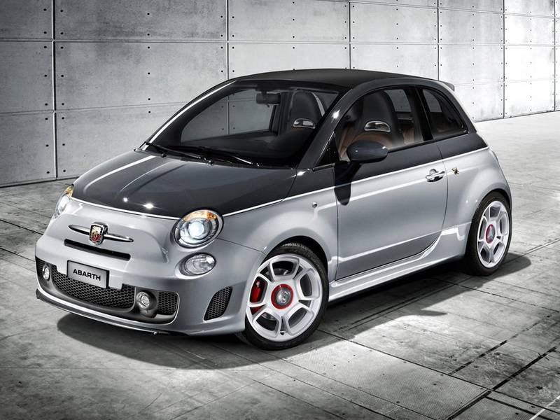 configuratore nuova abarth 500 cabrio e listino prezzi 2016. Black Bedroom Furniture Sets. Home Design Ideas
