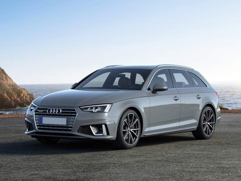 Configuratore Nuova Audi Nuova A4 Avant E Listino Prezzi 2019