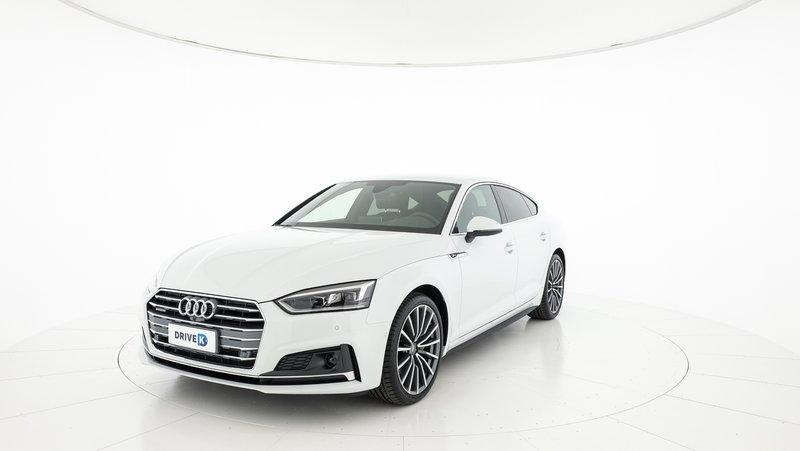 Nuova Audi A5 Sportback  Configuratore E Listino Prezzi Drivek