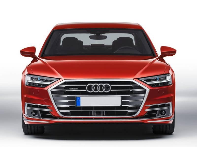 Audi Nuova A8