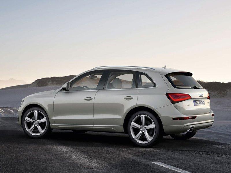 Audi Q5 2 0 Tfsi 169kw Quattro Tiptronic Ad Plus