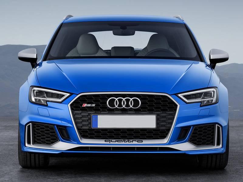 Listino audi rs3 prezzo scheda tecnica e dotazioni di for Audi rs3 scheda tecnica