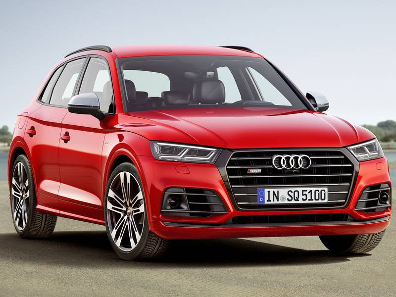 Audi Sq5 Tdi News Foto Video Listino Motor1 Com