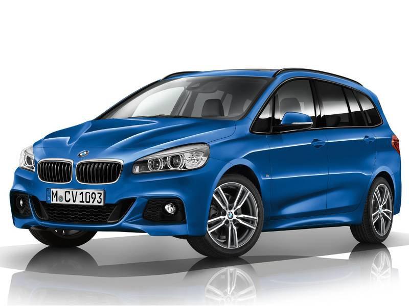 Configuratore nuova BMW Serie 2 Gran Tourer e listino ...