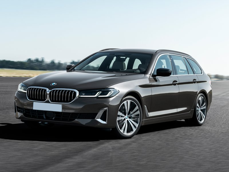 2021 Bmw Serie 5 Touring