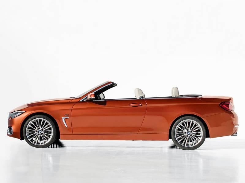configuratore nuova bmw serie 4 cabrio e listino prezzi 2019. Black Bedroom Furniture Sets. Home Design Ideas