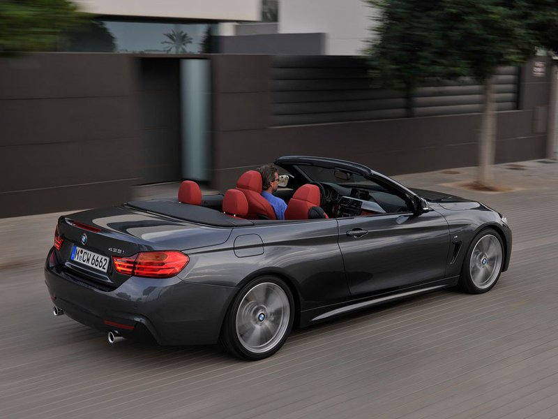 bmw serie 4 cabrio 430d sport aut. Black Bedroom Furniture Sets. Home Design Ideas