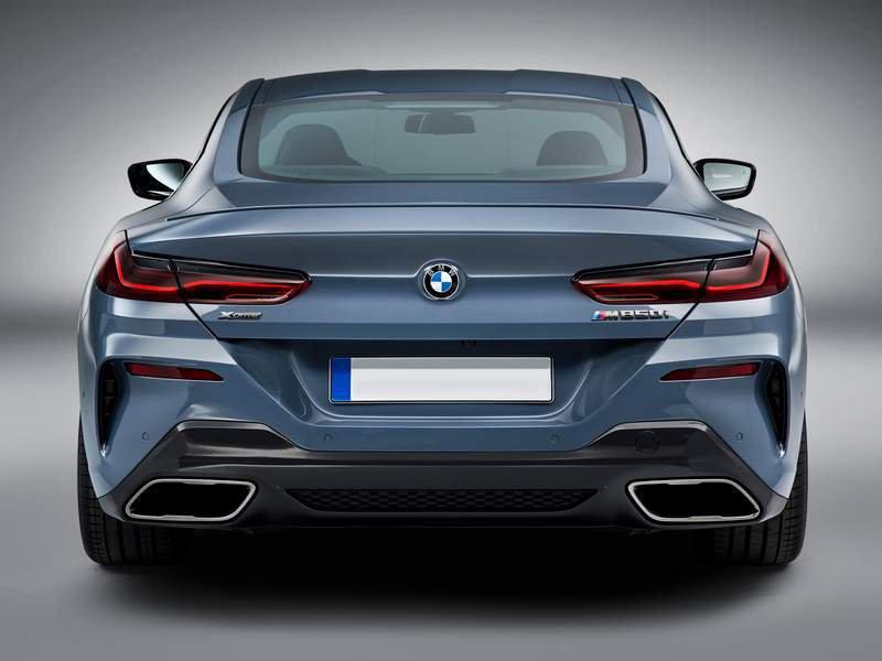 BMW Serie 8 Coupé 840d xDrive