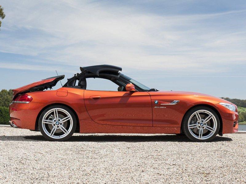 Auto Nuove BMW Z4 concessionaria ufficiale BMW Torino, Asti, Alba |