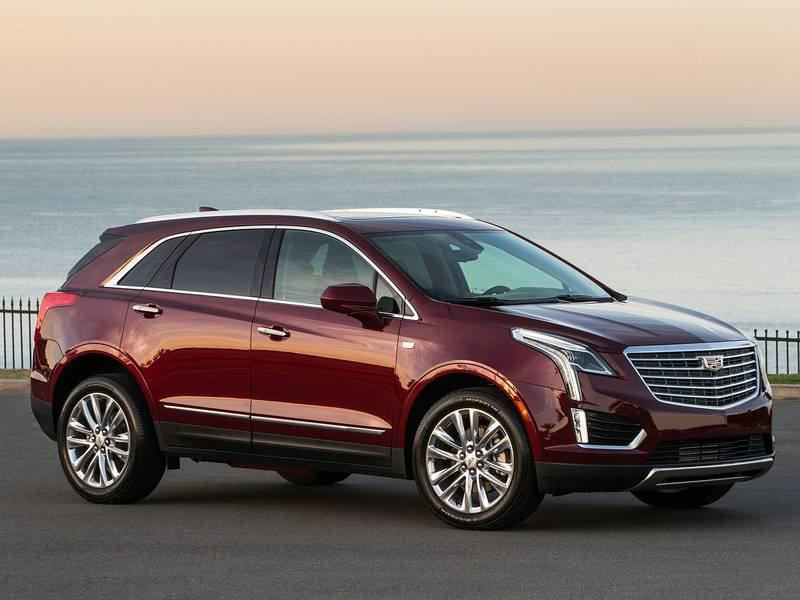 Cadillac Xt5 3 6l V6 Awd At Luxury