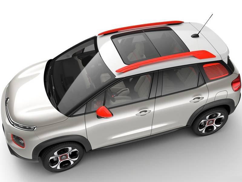 Citroën Nuova C3 Aircross