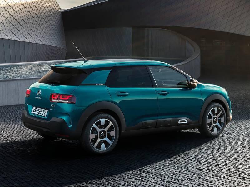 Citroën Nuova C4 Cactus