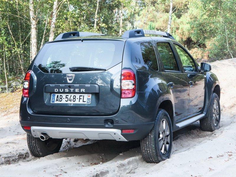 Configuratore nuova dacia duster e listino prezzi 2018 for Dacia duster listino
