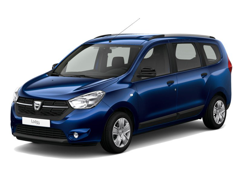 2020 Dacia Lodgy