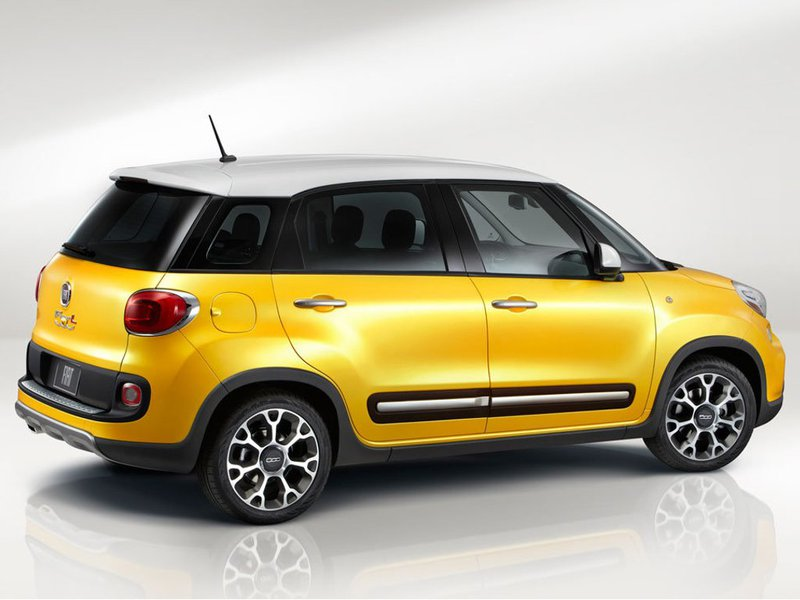 fiat 500l trekking. Black Bedroom Furniture Sets. Home Design Ideas