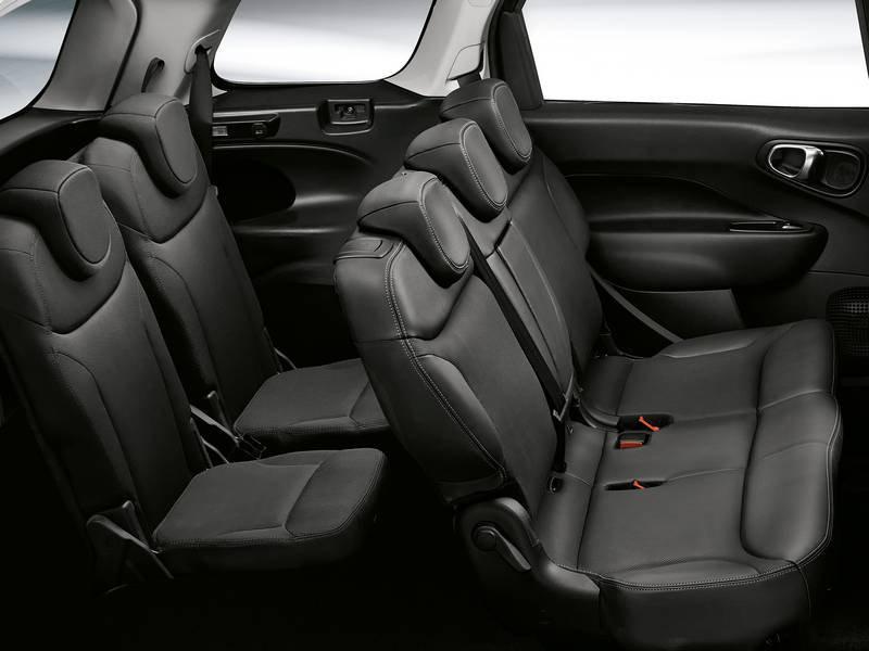 FIAT Nuova 500L Wagon