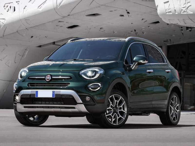 fiat 500x cross look. Black Bedroom Furniture Sets. Home Design Ideas