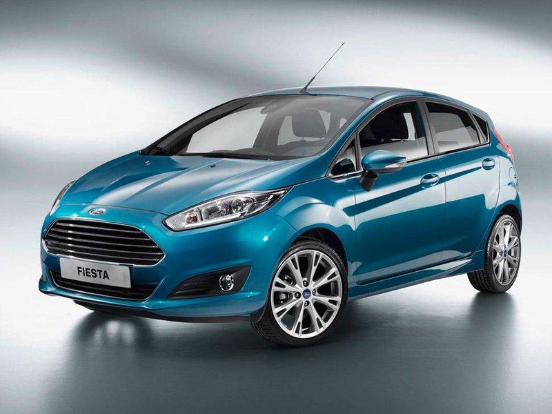 Ford Fiesta 3 porte