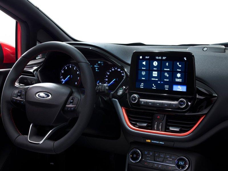 Ford Nuova Fiesta 3 porte