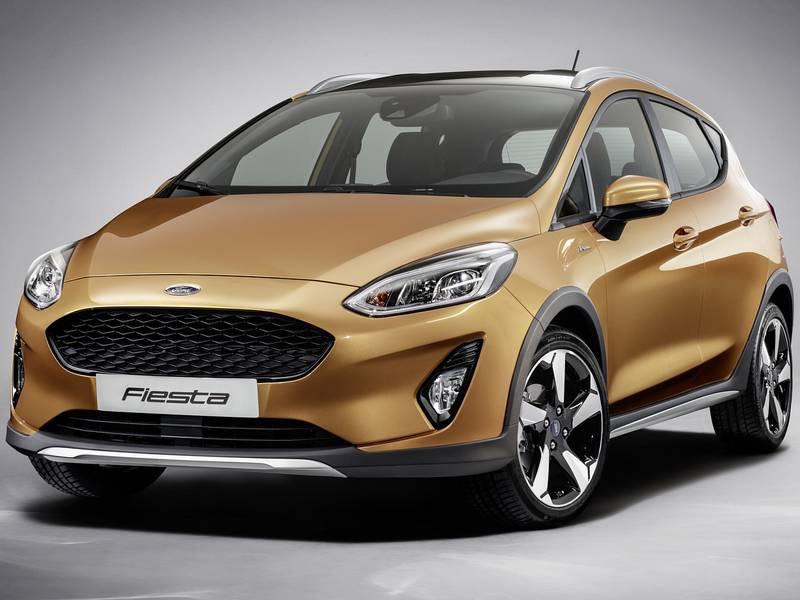 Ford Nuova Fiesta